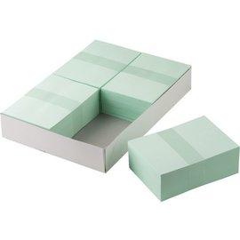 Fastprint Papier ordonnances Fastprint A6 80g vert pomme 2000 feuilles