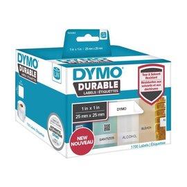 Dymo Etiket Dymo 1933083 labelwriter 25x25mm 1700 stuks
