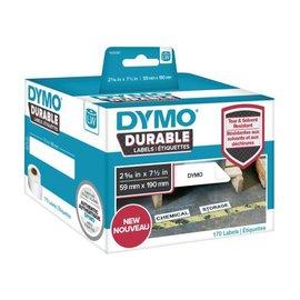 Dymo Etiket Dymo 1933087 labelwriter 59x190mm 170 stuks