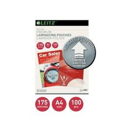 Leitz Pochette de plastification Leitz Ilam A4 2x175mic 100pcs