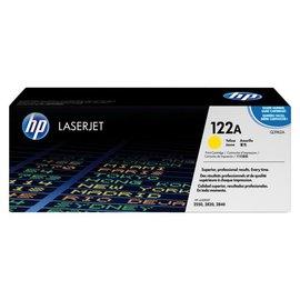 HP Cartouche toner HP Q3962A 122A jaune