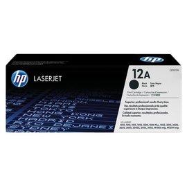 HP Cartouche toner HP Q2612A 12A noir