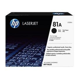 HP Cartouche toner HP CF281A 81A noir