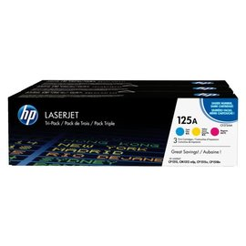 HP Cartouche toner HP CF373AM 125A 3 couleurs