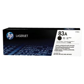 HP Tonercartridge HP cf283a 83a zwart