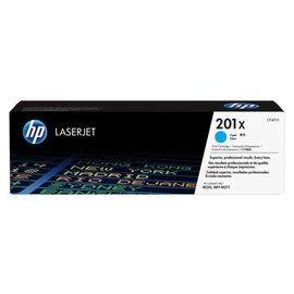 HP Tonercartridge HP cf401x 201x blauw hc