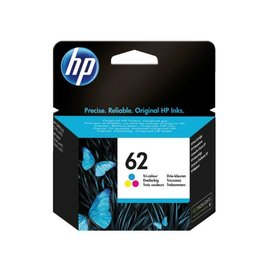 HP Inkcartridge HP c2p06ae 62 kleur