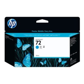 HP Inkcartridge HP c9371a 72 blauw