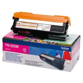 Brother Tonercartridge Brother tn-325m rood