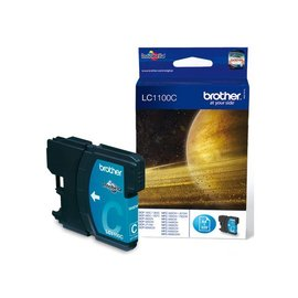 Brother Cartouche dencre Brother LC-1100C bleu