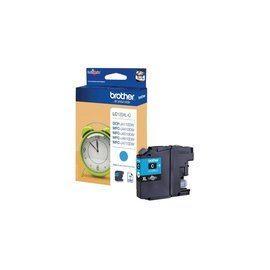 Brother Inkcartridge Brother lc-125xlc blauw hc