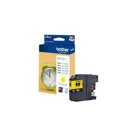 Brother Cartouche dencre Brother LC-125XLY jaune HC