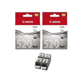 Canon Cartouche dencre Canon PGI-520 noir 2x