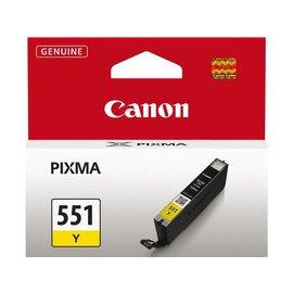 Canon Cartouche dencre Canon CLI-551 jaune