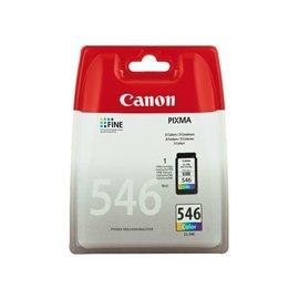 Canon Cartouche dencre Canon CL-546 couleur