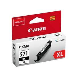 Canon Cartouche dencre Canon CLI-571XL HC noir