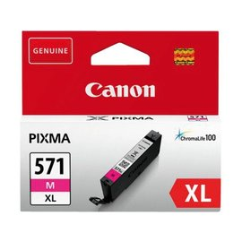Canon Inkcartridge Canon cli-571xl hc rood