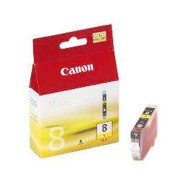 Canon Cartouche dencre Canon CLI-8 jaune