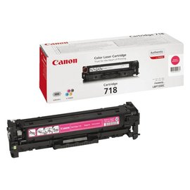 Canon Cartouche toner Canon 718 rouge