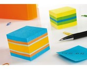 Cube - bloc mémos - petits