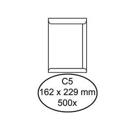 Quantore Enveloppes Quantore C5 162x229mm blanc 500 pièces