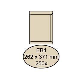 Quantore Envelop Quantore akte eb4 262x371mm cremekraft 250stuks