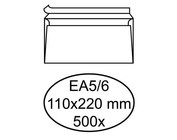 Lettre- enveloppes blanches EA5/6