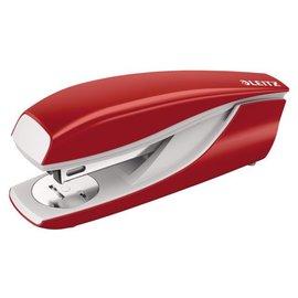 Leitz Agrafeuse Leitz 5502 30 fls 24/6 rouge
