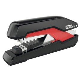 Rapid Agrafeuse Rapid S30 SuperFlatClinch 30 fls 24/6 noir/rouge