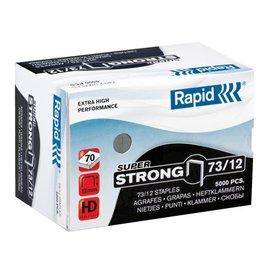 Rapid Nieten Rapid 73/12 gegalvaniseerd super strong 5000 stuks