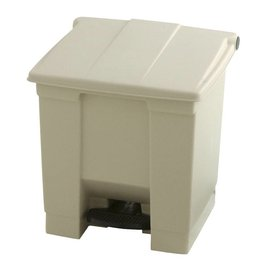 Vepa Bins Step-On Classic Collecteur 30L, Rubbermaid beige
