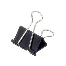 Maul Papierklem Maul 215 foldback 32mm capaciteit 13mm zwart