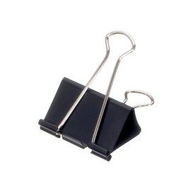 Maul Papierklem Maul 215 foldback 51mm capaciteit 28mm zwart