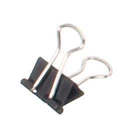 Maul Pince à papier Maul 215 Foldback 13mm noir