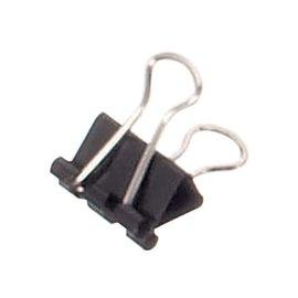 Maul Pince à papier Maul 213 Foldback 16mm capacité 5mm noir