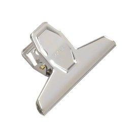 Maul Papierklem Maul pro 95mm capaciteit 25mm blister à2 stuks