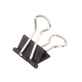 Maul Papierklem Maul 213 foldback 13mm capaciteit 4mm zwart