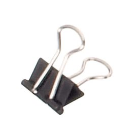 Maul Pince à papier Maul Foldback 13mm capacité 4mm noir