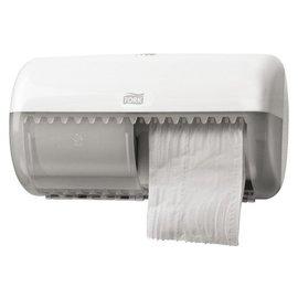 Tork Distributeur papier toilette Tork T4 Duo 557000 blanc