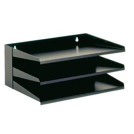 Vepa Bins Etagère trieur 3 compartiments noir