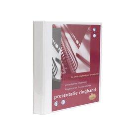 Multo Presentatie ringband Multo 23r A4 32mm wit