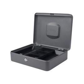 Pavo Coffret caisse Beaumont modèle 44 300x240x90mm gris