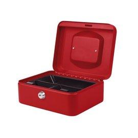 Pavo Coffret caisse Beaumont modèle 42 200x160x90mm rouge
