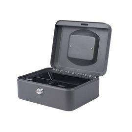 Pavo Coffret caisse Beaumont modèle 42 200x160x90mm gris