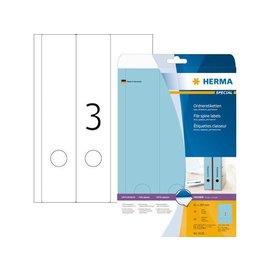 Herma Rugetiket Herma 8621 192x61mm zelfklevend wit