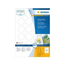Herma Etiquette Herma 4476 40mm 2400 pièces