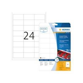 Herma Etiquette Herma 4573 66x33,8mm 480 pièces