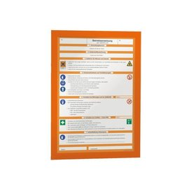 Durable Duraframe Durable 4872-09 A4 oranje