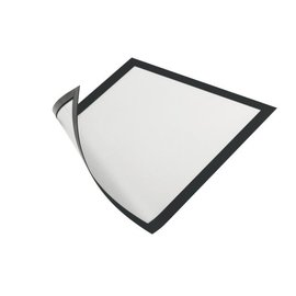 Durable Duraframe Durable 4869 magnetisch A4 zwart