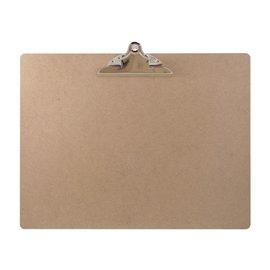 Papierklem LPC Klembord LPC A3 liggend met 145mm vlinderklem mdf